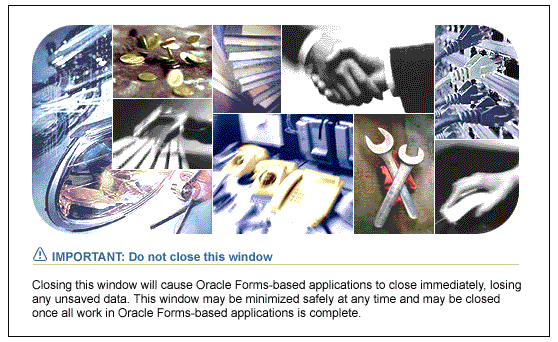 oracle application 11i